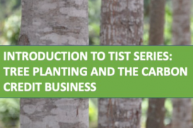 3. Intro to TIST Series: Tree Planting and Carbon Credits